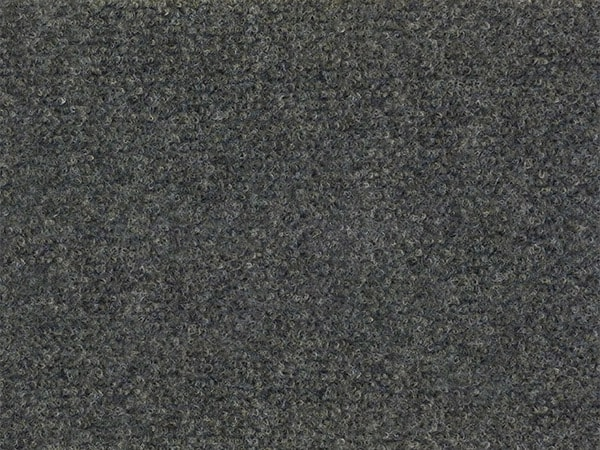 Anthracite carpet for marquee flooring