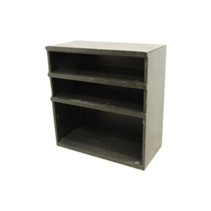 Rear bar bottle store shelves for hire