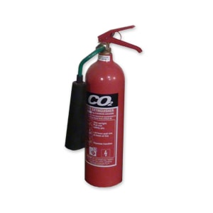 CO2 Fire Extinguisher for hire