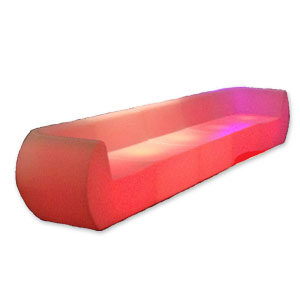 LED Sofa for hire