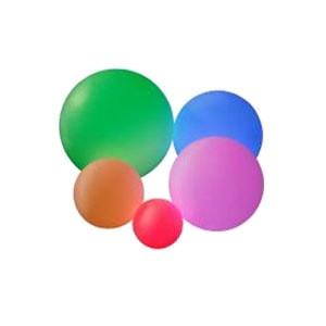 LED balls - 20 cm, 30cm, 40cm, 50cm, 60cm diameters for hire