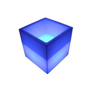 LED Open Cube for hrie