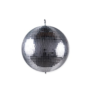 Mirror ball - large 20 inch diameter for hire for parties