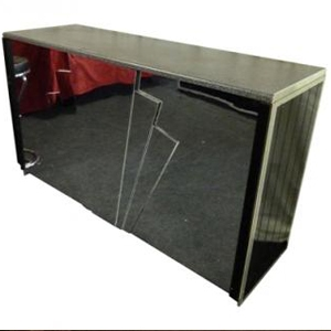Mirror fronted bar for hire