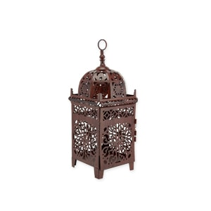 Moroccan lantern for hire - electric 13 amp