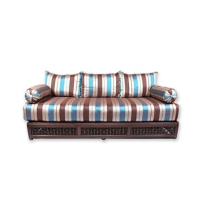 Moroccan sofa for hire for parties and events