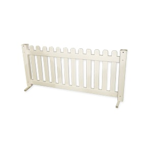 White picket fence for marquee parties for hire