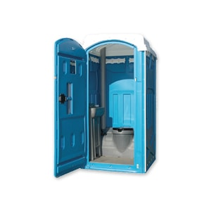 Single Portable Toilet for hire