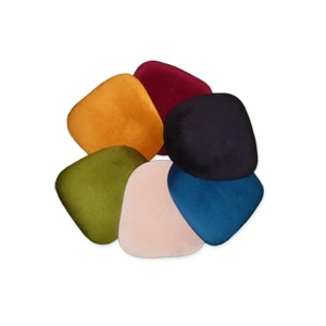padded seat colour options for Chivari chairs