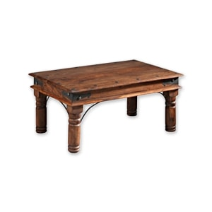 Thakat low wooden table for hire