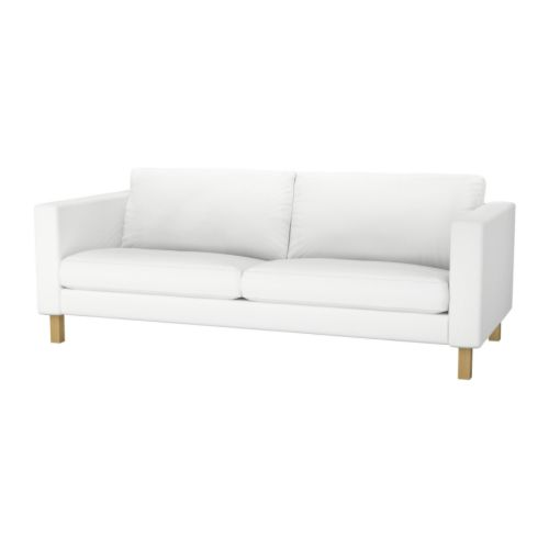 White sofa for hire