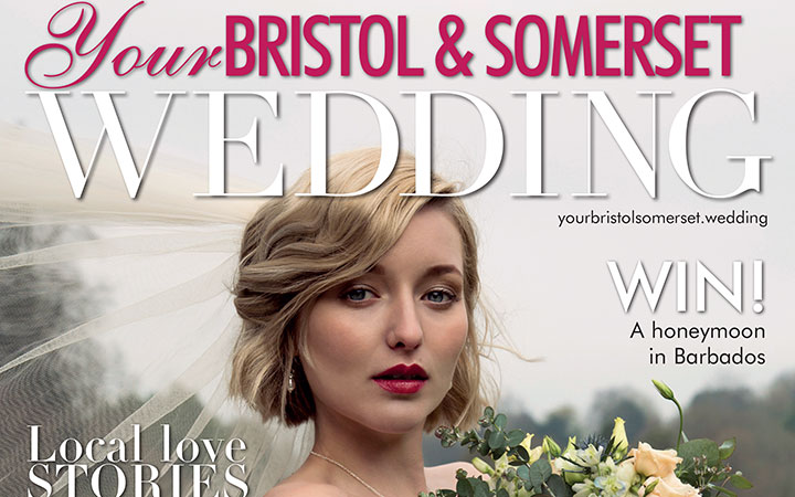 Barny Lee Marquees feature in Your Bristol & Somerset Wedding Feb March issue 2019
